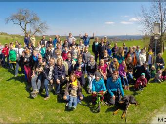 OCV-Wanderung 19.04.2015